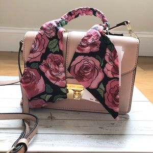 NWT Betsey Johnson small crossbody satchel